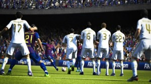 Every player matters in a Free Kick