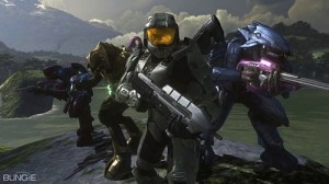 Only Master Chief and the Arbiter matter. The other two...