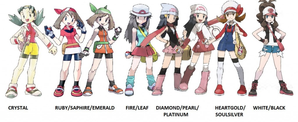 Female_Trainers_of_Pokemon_v2_by_teamr